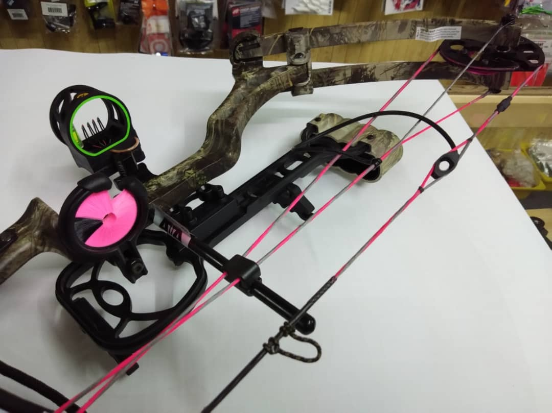 Bear Bounty Compound Bow Complete Package