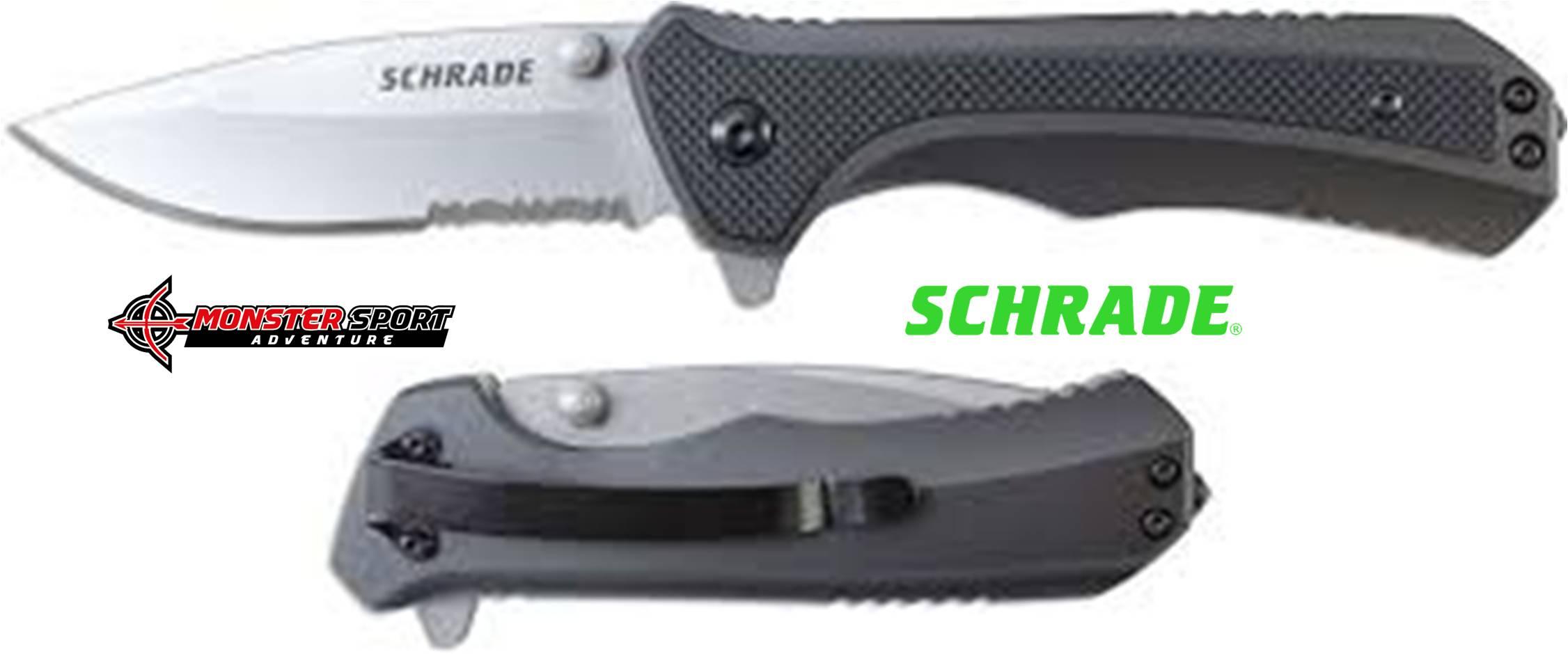 Schrade Tactical Knife Linerlock SCH502S