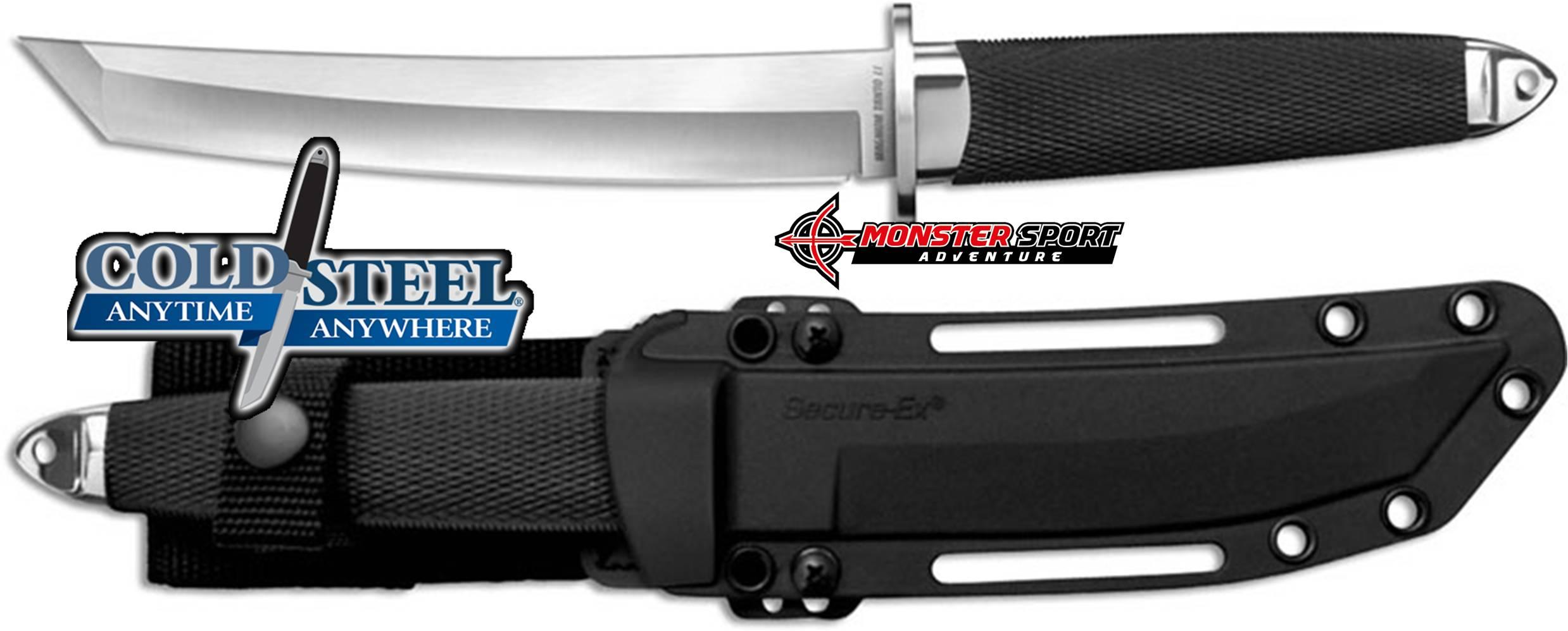 Cold Steel San Mai Magnum Tanto II Fixed Blade